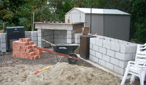 Stone & Brick Outdoor Construction